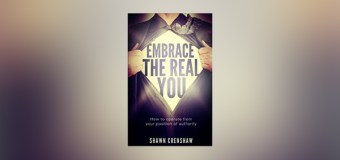 Shawn Crenshaw Shows How to Find True Identity in Life-Changing Book, <i>Embrace the Real You</i>