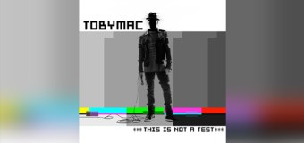 "TobyMac Honored With Seventh Career GRAMMY Award for ""This Is Not a Test"" Album"