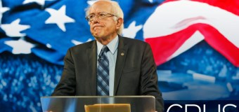 At Liberty University, Bernie Sanders Makes Appeal to Evangelicals (Video)