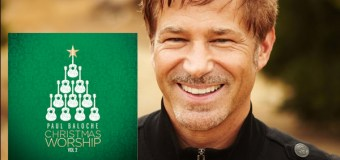 """Paul Baloche to Release """"Christmas Worship Vol. 2"""" Oct. 2"""