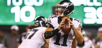 Tim Tebow on Eagles QB Competition: Not Worrying About What I Can't Control