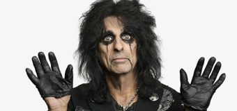 Rocker Alice Cooper: TV Evangelism Is One of Satan's Greatest Weapons