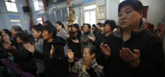 China Prepares Intensified Restrictions on Christian Churches
