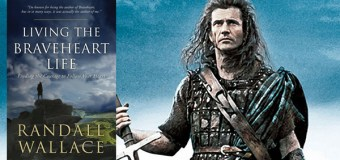 "Academy Award-Nominated Writer Randall Wallace Reflects on the ""Braveheart Life"""