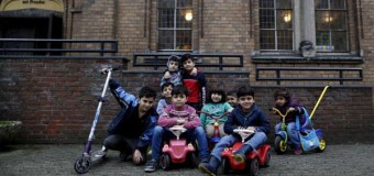 Germans Warm to Refugees Who Took Over Church