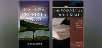 "Alabama Author, Vince Cedrone, Releases New Book, ""How to Use the Promises of God"""
