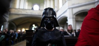 Berlin's Zion Church Holds Star Wars Themed Sunday Service
