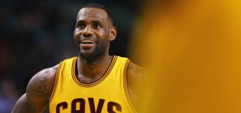 Jesus Christ the Only One You Can 'Bank On', Lebron James Says (Video)