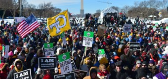 Evangelicals Join Forces With Catholics In 2016 March for Life