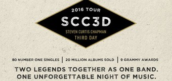 Third Day and Steven Curtis Chapman Announce Tour