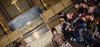 Alexander Wang Takes His Fashion to New York City's St. Bartholomew's Church