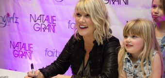 Natalie Grant Launches Glimmer Girls Book Series