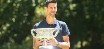 Super Novak! How Faith Helped This Serbian Christian Survive Bombings to Become Tennis' New #1 Player