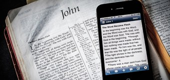 Reading Sacred Texts on Screens, Not Paper: Does It Matter?