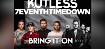 "Kutless Announces ""The Bring It On Tour"" With 7eventh Time Down"