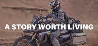 "John Eldredge's Epic Motorcycle Adventure ""A Story Worth Living"" Comes to Select U. S. Theaters May 19"