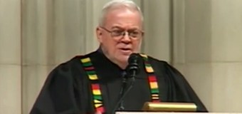 Jim Wallis: Racism 'In the Air that We Breathe, In the Water that We Drink'