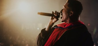 """Lecrae Awarded Honorary Doctorate of Music Degree from Canada Christian College During """"Higher Learning Tour"""" Stop (Video)"""