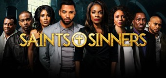 """Saints & Sinners"" on Bounce TV – Is It the Christian ""Empire""? (Video)"