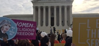 U. S. Supreme Court Seeks Compromise In Contraceptive Cases