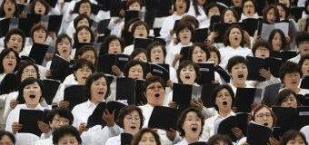 How Did Christianity Become So Apparently Prevalent In South Korea?