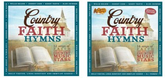 """Country Faith Hymns"" Releases May 6"