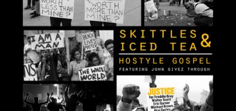 "Hostyle Gospel, John Givez Team Up for ""Skittles & Iced Tea"" Single"