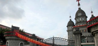 Crosses Decapitated from Churches In Christian Heartland of China