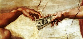 Our Richness Is Killing Religion