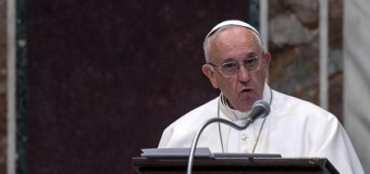 Pope Francis Urges Europe Not to See Migrants as Criminals