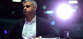 London Might Elect Its First Muslim Mayor