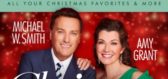 Over 130,000 Celebrate Christmas With Amy Grant and Michael W. Smith