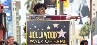 Legend Shirley Caesar Honored With Hollywood Walk of Fame Star