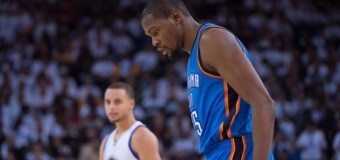 Kevin Durant Joins Forces, Faith With Steph Curry In Move to Warriors