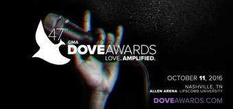 GMA Announces Performers for 47th Annual GMA Dove Awards, October 11