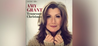 "Amy Grant to Unveil ""Tennessee Christmas"" October 21"