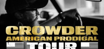 "Crowder Announces ""American Prodigal"" Fall Tour"