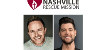 Chris Tomlin and Jason Crabb to Headline Sixth Annual Music With a Mission