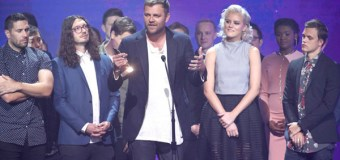Hillsong UNITED Tops 2016 With American Music Award Nomination (Video)