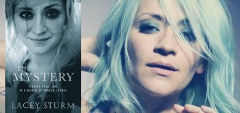 "Lacey Sturm's New Book ""The Mystery"" Releases Today"