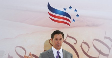 Ralph Reed, chairman of the Faith and Freedom Coalition, helped mobilize Christian voters for Donald J. Trump. (Credit: Charles Dharapak/Associated Press)