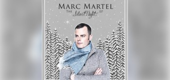 "Marc Martel Releases First Solo Christmas Project ""The Silent Night EP"""
