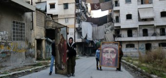 Syria and Christianity: Aleppo Presents a Moral Dilemma for Christian Leaders