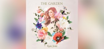 "Kari Jobe's ""The Garden"" Debuts No. 7 on Billboard Top Albums"