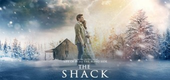 """Debut Trailer for """"The Shack"""" Movie Is Here (Video)"""