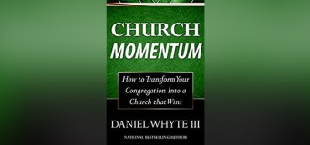 """In New Book, """"Church Momentum,"""" National Bestselling Author Daniel Whyte III Shows How to Transform Your Congregation Into a Church that Wins"""