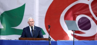 "Vice President Mike Pence Speaks at ""March for Life"" In Washington: 'Be Known for Love. Not Anger. For Compassion. Not Confrontation.' (Video)"