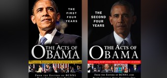 """Black Christian News Network One Publishes Record of President Obama's Second Term, """"The Acts of Obama: The Second Four Years"""""""