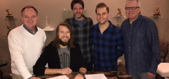 Josiah Prince Signs With Daywind Music Publishing