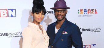 Wife of Gospel Singer Kirk Franklin Credits 'Counseling and Prayer' for Saving Marriage